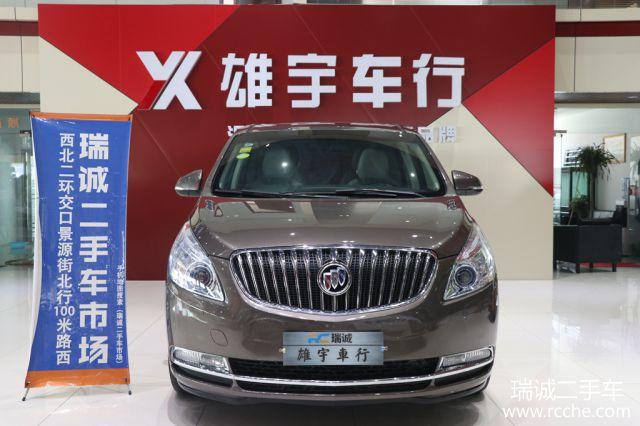 2014款 别克GL8 2.4L CT豪华商务舒适版买好车 到瑞诚