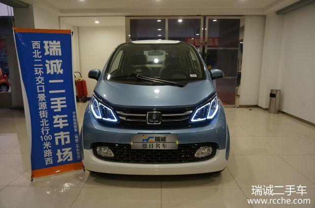 18款 众泰 E200 新能源 电动汽车
